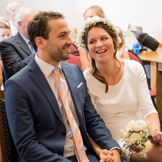 Mariage Manoëlle et Geoffroy Bonaert